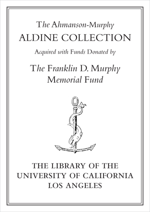 Franklin D. Murphy Memorial Fund