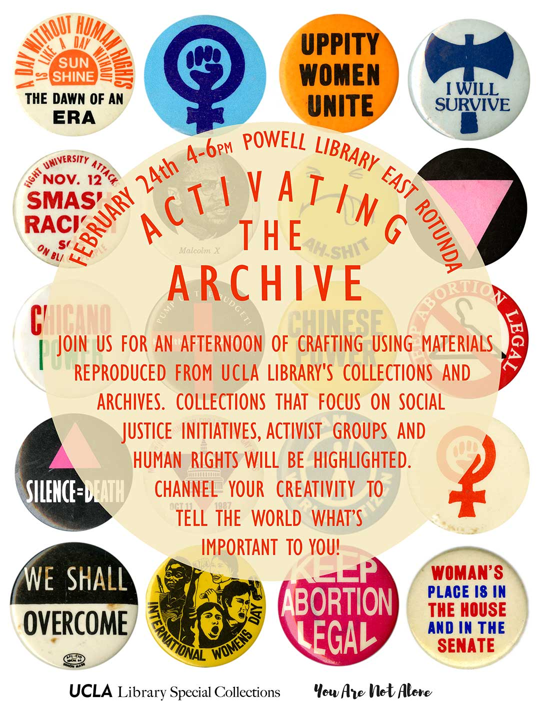 Activating the Archive CFPRT Event image