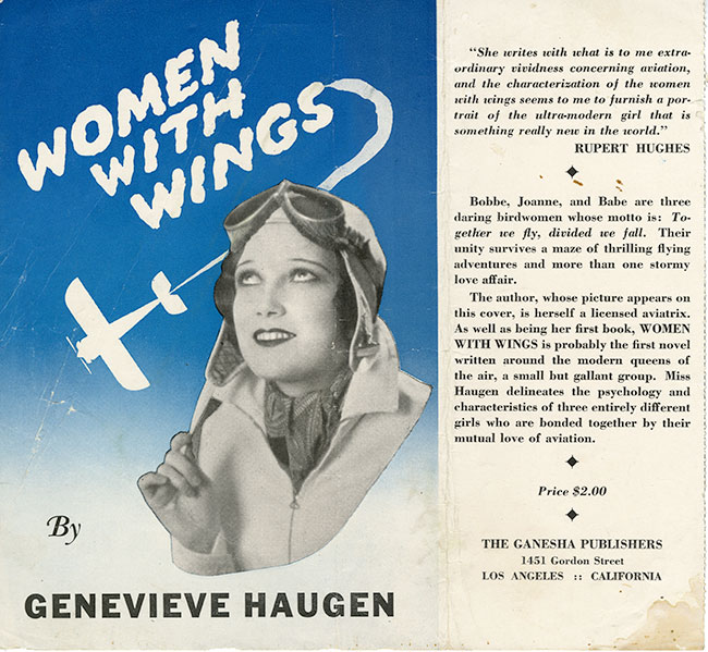 Women with Wings bookjacket