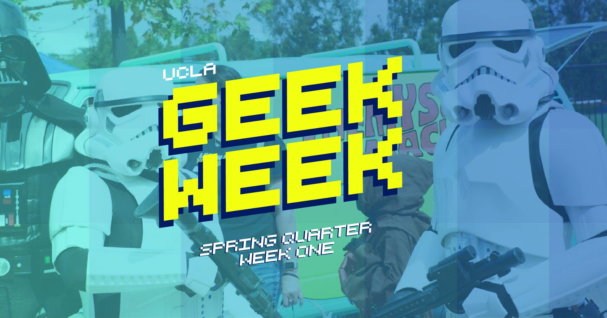 Geek Week 2017 widescreen logo