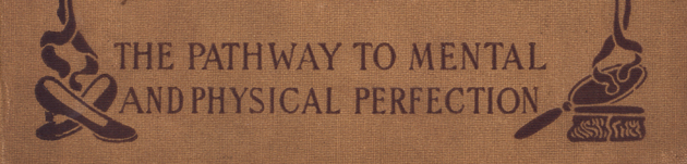 the pathway to mental and physical perfectin banner