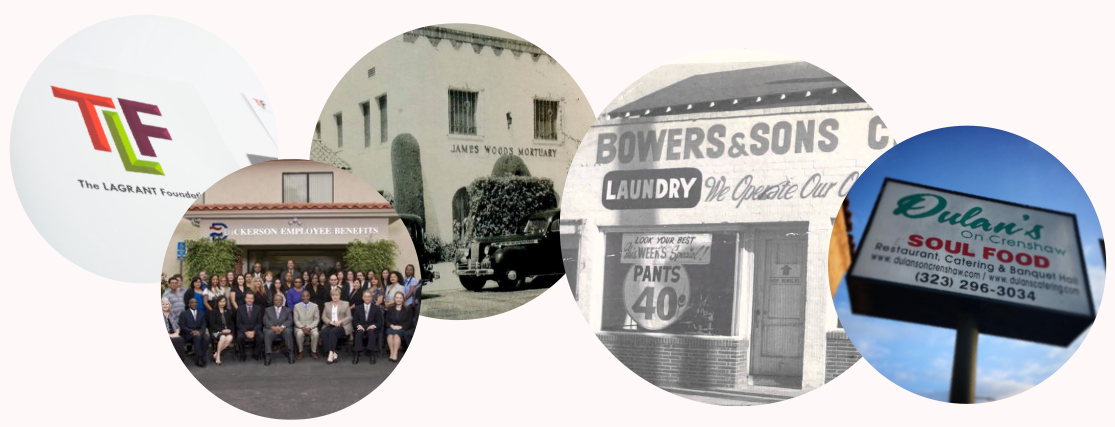 Where do we go from here? Preserving LA Black Business History banner