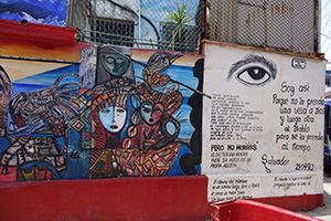 Image of Cuban Mural