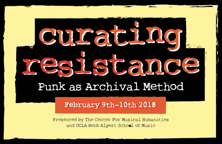 Curating Resistance: Punk as Archival Method logo