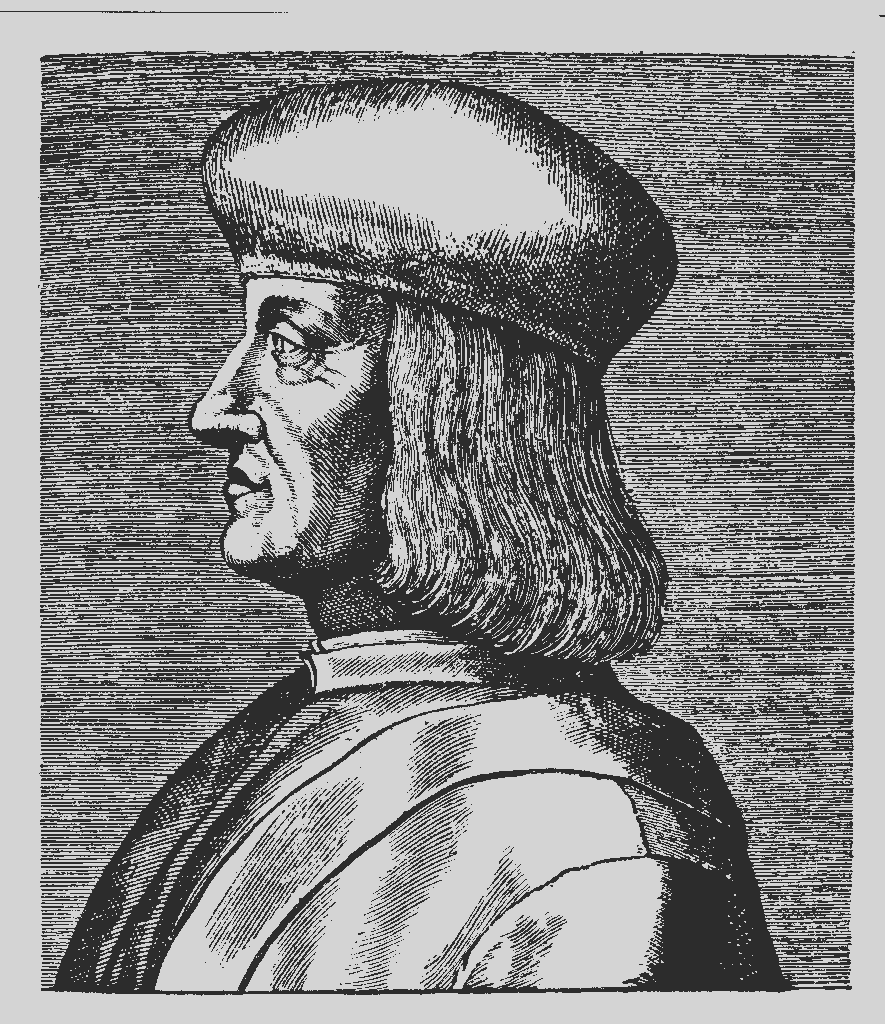 drawing of aldus matinus
