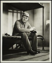 Jack Holt as Hart (or Quinn) in Behind the Mask, 1932