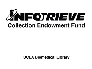 Infotrieve Collection Endowment Fund