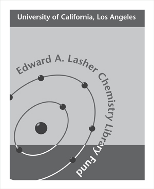 Edward A. Lasher Chemistry Library Fund