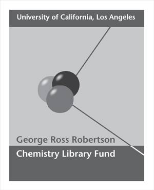 George Ross Robertson Chemistry Library Fund