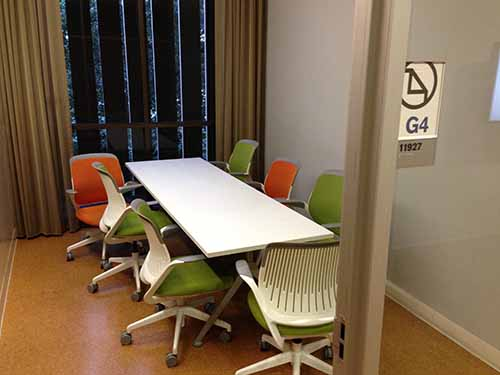 RC Group Study Room G4