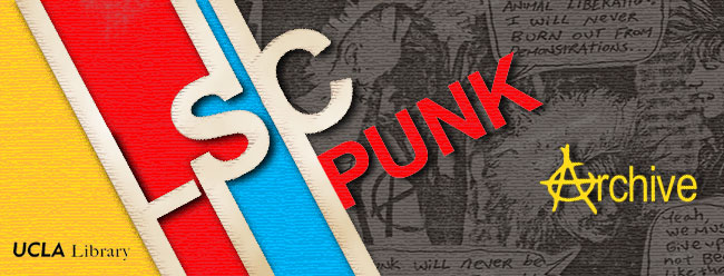 LSC Punk banner for the archive