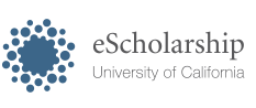 Logo: eScholarship, University of California