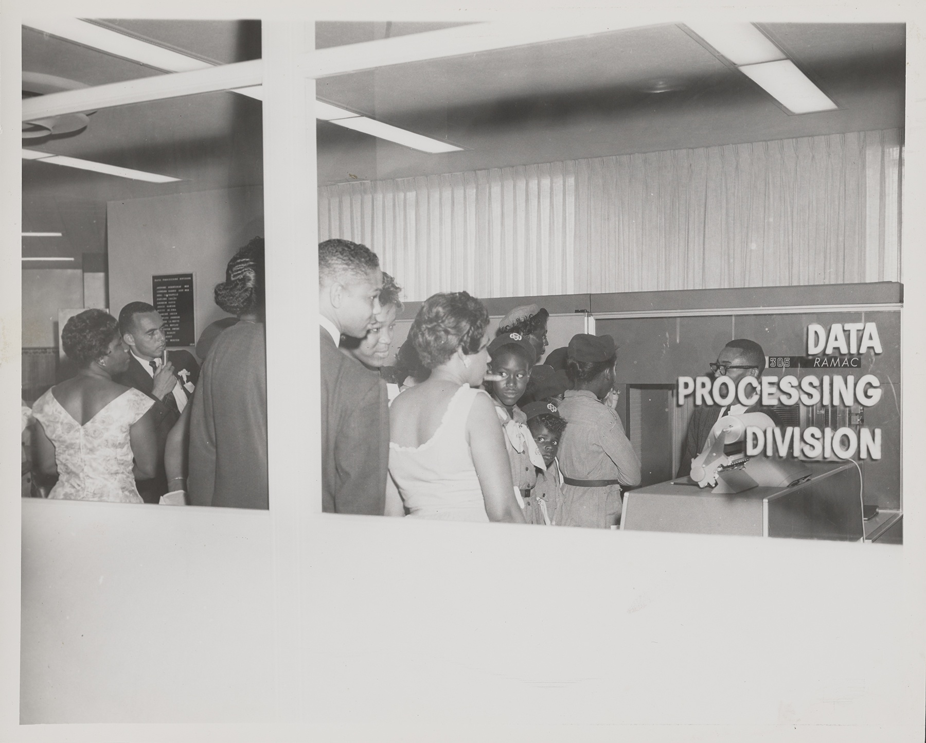 Golden State Mutual Home Office Open House in 1959.
