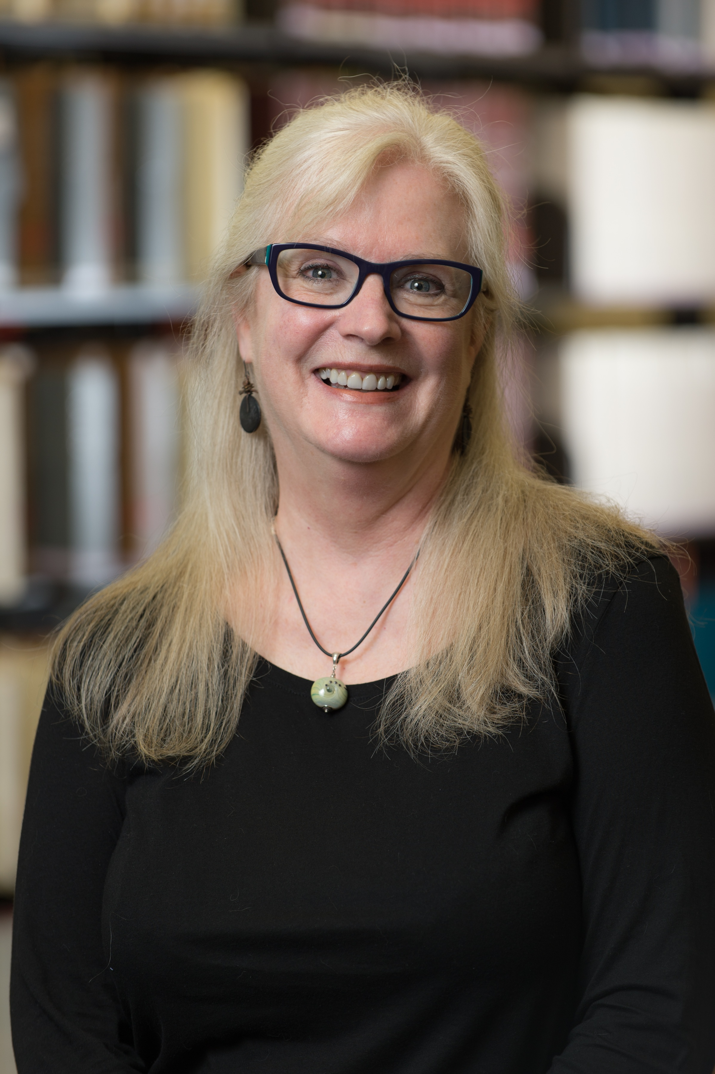 University Librarian, Ginny Steel