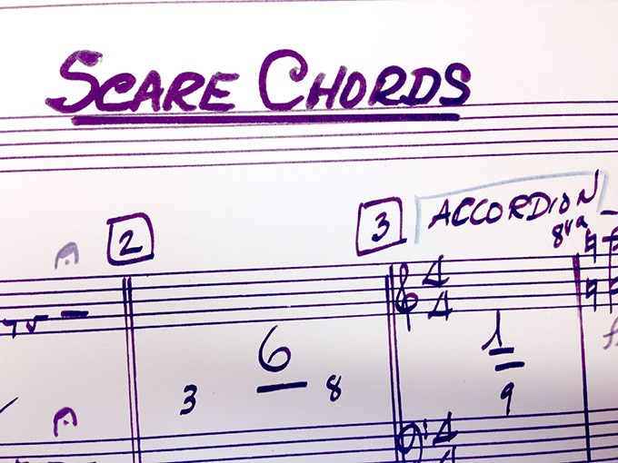 Scare Chords