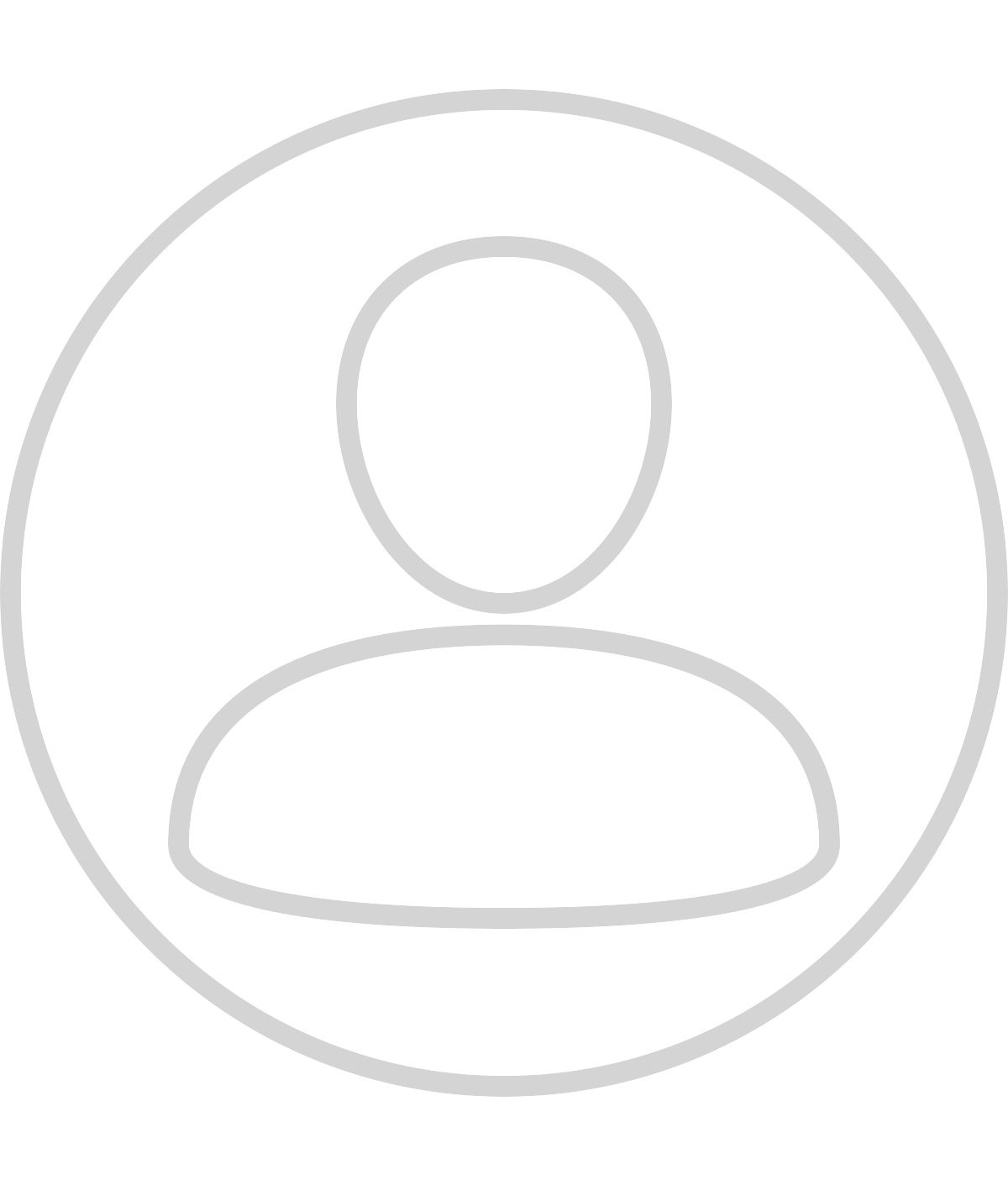placeholder icon used in lieu of a photograph of Jillian Borders