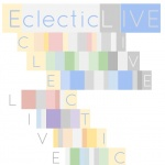 EclecticLIVE event poster