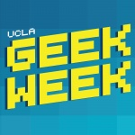 UCLA Geek Week Logo