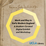Work and Play in Early Modern England thumbnail
