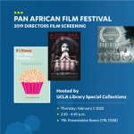 Pan African Film and Arts Festival thumbnail