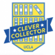 Clever Collector logo with books