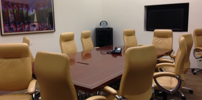 Executive Conference Room | UCLA Library