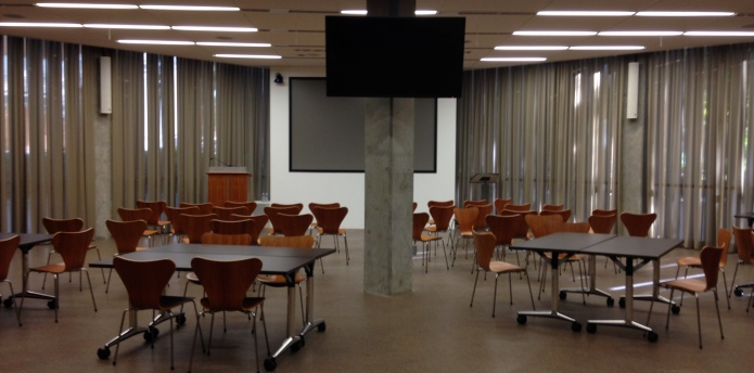 interior of yrl main conference room - Conference Hall Interior Design
