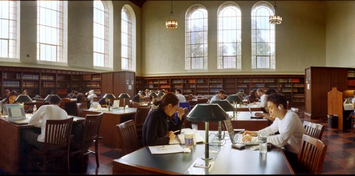 Powell Library Study Room