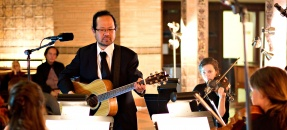Music in the Rotunda, Henry Lim performs Get Back