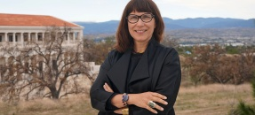 Ariane Bicho, UCLA Library Director of Communications and Marketing
