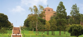 UCLA's Powell Library - a place for inquiry, creativity, and community!
