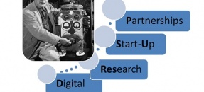 DResSSUP: Digital Research Start-Up Partnerships for Graduate Students