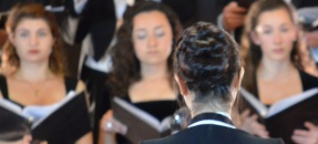 Music in the Rotunda, Choral Concert