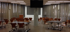 Interior of YRL Main Conference Room