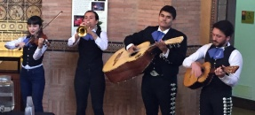 Music in the Rotunda, Mariachi de Uclatlán Performance