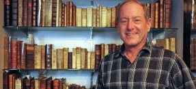 Kenneth Karmiole, Antiquarian bookseller, Class of 1971 and member of the Graduate School of Education and Information Studies Board of Visitors