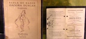 Materials from the Howard Holtzman Collection on Isadora Duncan