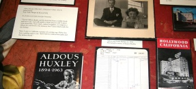 Materials from the Aldous and Laura Huxley Collection