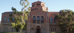 Powell Library exterior
