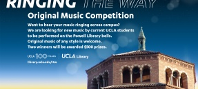 Ringing the Way, Original Music Competition