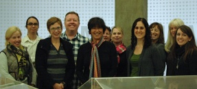 UCLA Library Scholarly Communications Team