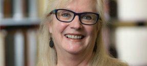 Photo of University Librarian, Ginny Steel