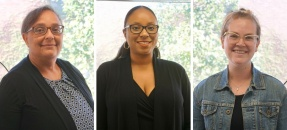 Botnick, Unno, and Williams Join NNLM – Pacific Southwest Region