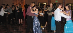 Historical Dance, Waltz Night