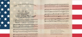 The Star Spangled Banner. Facsimile. R.R. Donelly, no date