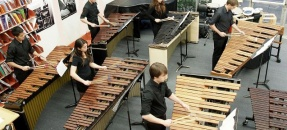 Music Library Concerts. UCLA Percussion Ensemble