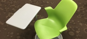 moveable desk chair - node chair