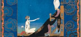 Kay Nielsen, Scheherazade Telling the Tales, from One Thousand and One Nights, 1918–22