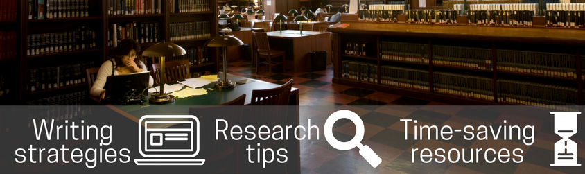 Research and Writing Tutorials